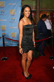 Kiely williams op de high school musical 2 dvd première. El capitan theater, hollywood, ca. 11-19-07 — Stockfoto