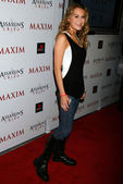 Alexa Vega at the Assassins Creed Video Game Launch Party hosted by Maxim Magazine. Opera, Hollywood, CA. 11-06-07 — Stock Photo