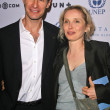 Sebastian Copeland and Julie Delpy — Stock fotografie