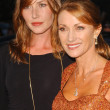 Katherine Flynn and Jane Seymour at the Los Angeles Premiere of The Heartbreak Kid. Mann Village Theatre, Westwood, CA. 09-27-07 — Stock Photo