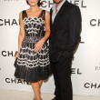 Постер, плакат: Kate Beckinsale and Len Wiseman at the Chanel and P S Arts Party Chanel Beverly Hills Boutique Beverly Hills CA 09 20 07