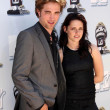 Постер, плакат: Robert Pattinson and Kristen Stewart