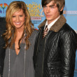 Постер, плакат: Ashley Tisdale Zac Efron
