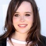 Ellen Page — Stock Photo #15959337