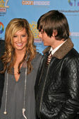 Ashley Tisdale, Zac Efron — Stock Photo