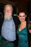 Robert Easton and Elena Talan — Stock Photo