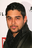 Wilmer Valderrama at the 9th Annual Flaunt Magazine Toy Drive and Anniversary Bash. The Green Door, Hollywood, CA. 12-06-07 — Stock Photo