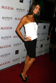 Katie Cleary at the Assassins Creed Video Game Launch Party hosted by Maxim Magazine. Opera, Hollywood, CA. 11-06-07 — Stock Photo