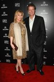 "Kathy Hilton and Rick Hilton at Gen Art's ""Capture The Night"" Launch Of The New Acura TSX. Republic, Los Angeles, CA. 06-05-08 — 图库照片"