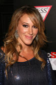 Haylie Duff at the Conde Nast Movies Rock Kick Off Bash. St. Vibiana's Cathedral, Los Angeles, CA. 11-29-07 — Stock Photo