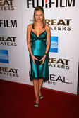 """Alana Curry at the Los Angeles Premiere of """"The Great Debaters"""". Arclight Cinerama Dome, Hollywood, CA. 12-11-07 — Stock Photo"""