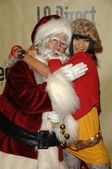 "Bai Ling at the ""Remember To Give"" Holiday Party hosted by L.A. Direct Magazine, E! Network and Ronald McDonald Charities. Les Deux, Hollywood, CA. 12-13-07 — Stock Photo"