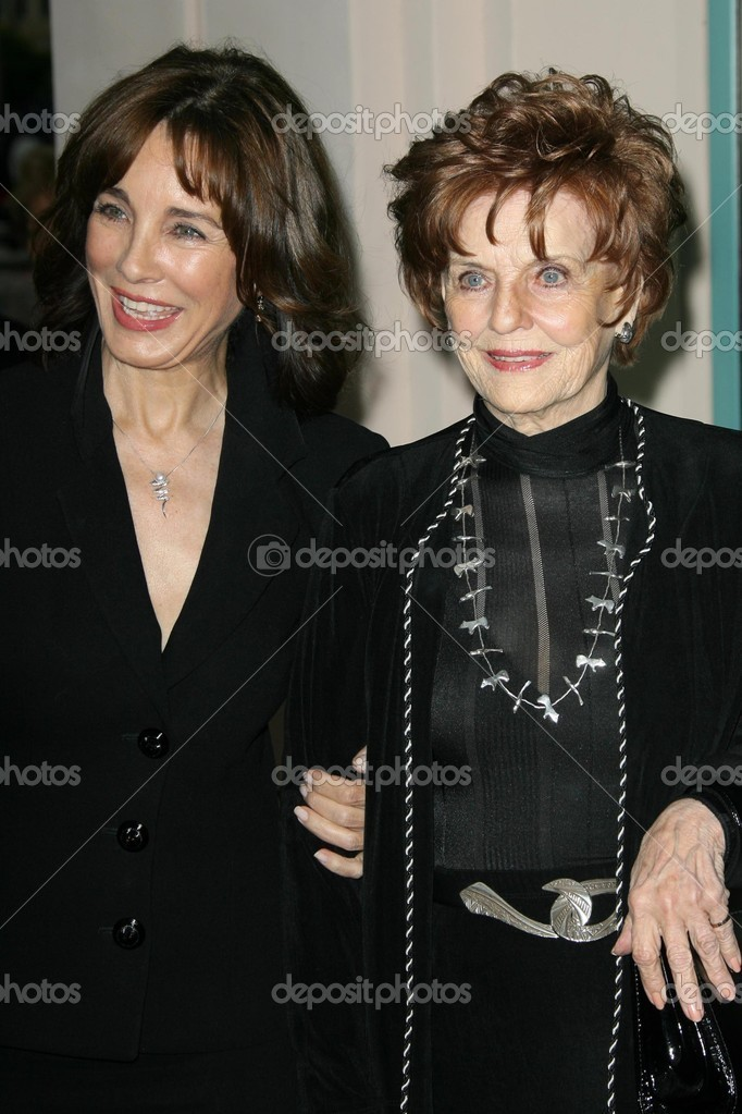 Anne Archer and marjorie lord