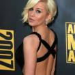 Kellie Pickler arriving at the 2007 American Music Awards. Nokia Center, Los Angeles, CA. 11-18-07 - Zdjcie stockowe