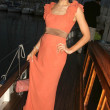 Alexandra Fulton  at the Cedar Lane Yacht Party. Cedar Lane Yacht, Cannes, France. 05-18-08 - Zdjcie stockowe