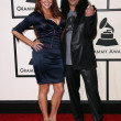 Slash and wife Perla — Stock Photo #15965397