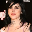 Stock Photo: Kat Von D at Verizon Wireless And party honoring Grammy Nominee Timbaland. Avalon Hollywood, Hollywood, CA. 02-08-08