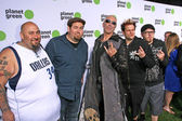 Dee Snider and Bowling for Soup — Stock Photo