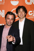 Mike Damus and Geoffrey Arend — Stock Photo