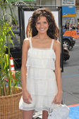 Alice Greczyn at the Los Angeles Premiere of Nims Island. Graumans Chinese Theatre, Hollywood, CA. 03-30-08 — Stock Photo