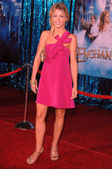 "Julianne Hough at the Los Angeles premiere of ""Enchanted"". El Capitan Theatre, Hollywood, CA. 11-17-07 — Stock Photo"
