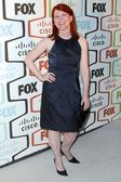 Kate Flannery at the FOX Fall Eco Casino Party. Area Nightclub, Los Angeles, CA. 09-24-07 — Stockfoto