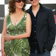 Постер, плакат: Susan Sarandon and son Miles