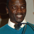 Akon  at the 50th Annual Grammy Award Nominations. Henry Fonda Music Box Theater, Hollywood, CA. 12-06-07 - Foto Stock