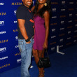 Stock Photo: Hill Harper and Gabrielle Unionat Maxim Style Awards, Avalon, Hollywood, C09-18-2007
