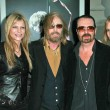 ������, ������: Tom Petty and wife Dana with David A Stewart and wife Anoushka