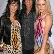 Alice Cooper and family  at the 4th Annual MusiCares MAP Fund Benefit Concert. The Music Box, Hollywood, CA. 05-09-08 - Stock Photo