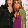 Joely Fisher and Carmen Electra at The Trevor Project&#039;s 10th Annual Cracked Christma Benefit Fundraiser. The Wiltern, Los Angeles, CA. 12-02-07 - Stock Photo