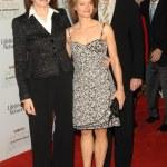 ������, ������: Sherry Lansing with Jodie Foster and John Travolta
