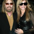 Tom Petty and wife Dana — Stock Photo