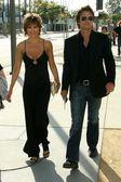 Lisa Rinna and Harry Hamlin — Stock Photo