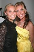 Heather Dorak and Jacquie Blaze — Stock Photo