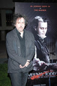Tim Burton — Stock Photo