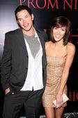 Kellan Lutz and Kayla Ewell — Stock Photo