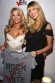 Shana Wall and Jennifer McCall — Stock Photo