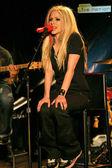 Avril Lavigne — Stock Photo