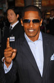 "Jamie Foxx at the World Premiere of ""The Kingdom"". Mann Village Westwood, Westwood, CA. 09-17-07 — Stock Photo"