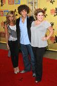 Ashley Tisdale, Corbin Bleu, Kaycee Stroh — Stock Photo