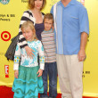 Albert Brooks and family at P.S. Arts 10th Annual Express Yourself Benefit. Barker Hanger, Santa Monica, CA. 11-04-07 - Stock Photo