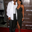 Wesley Jonathan and Denyce Lawton — Stock Photo