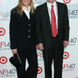 Stock Photo: AlHorn and guest at AFIs 40th Anniversary Celebration presented by Target. Arclight Cinemas, Hollywood, CA. 10-03-07