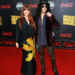 Slash and wife Perla — 图库照片 #15989151