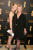 Dee Wallace and daughter Gabrielle — Stock Photo