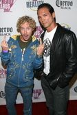 Jonny Fairplay and Danny Lee Clark — Stock Photo