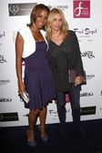Holly Robinson Peete and Patricia Arquetteat the Choose Your Cause Event. Fred Segal, Santa Monica, CA. 10-25-07 — Stock Photo