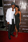 Wesley Jonathan and Denyce Lawton — Foto Stock